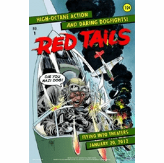 Red Tails Mini Movie Poster 11inx17in
