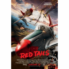 Red Tails Movie Mini Poster 11x17 #01