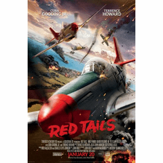 Red Tails Movie Poster 24x36