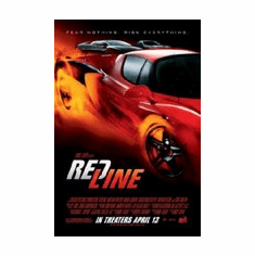 Redline Movie Mini poster 11inx17in