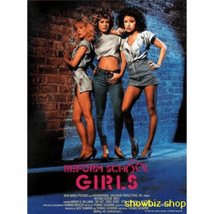 Reform School Girls Movie Poster #02 11x17 Mini Poster