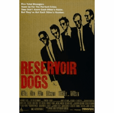 Reservoir Dogs Movie 11inx17in Mini Poster #01