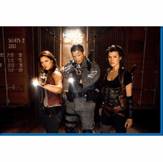 Resident Evil Afterlife Cast Milla Jovovich Movie Poster 24inx36in