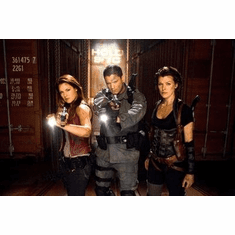 Resident Evil Afterlife Cast Movie Poster 11x17 Mini Poster