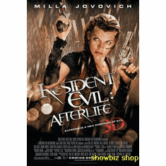 Resident Evil Afterlife Movie Poster #01 11x17 Mini Poster