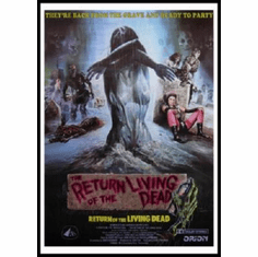 Return Of The Living Dead Mini Movie Poster #01 11x17 Mini Poster