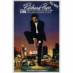 Richard Pryor Live On Sunset Strip Movie Poster 11x17 Mini Poster