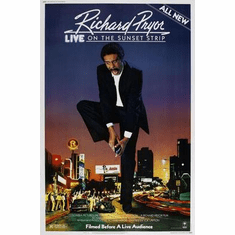 Richard Pryor Live On The Sunset Strip Movie Poster 24in x36 in