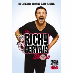 Ricky Gervais Show Poster 24inx36in
