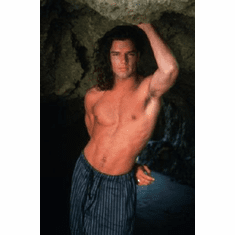 Ricky Martin Poster Shirtless 24inx36in