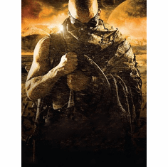 Riddick 11inx17in Mini Movie Poster