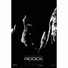 Riddick Poster 11Inx17In Mini Poster