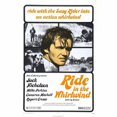 Ride In The Whirlwind Movie Poster 11x17 Mini Poster