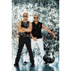 Right Said Fred Poster 11x17 Mini Poster