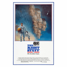 Right Stuff The Movie Poster 24inx36in