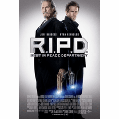 ripd r.i.p.d. Mini Poster 11inx17in poster
