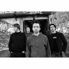 """Rise Against Black and White Poster 24""""x36"""""""
