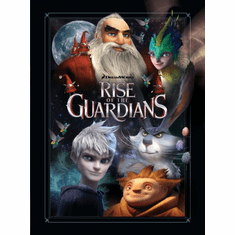 Rise Of The Guardians Movie Poster 24inx36in Poster