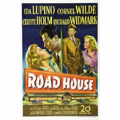 Road House Movie 11inx17in Mini Poster #01 Widmark