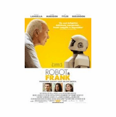 Robot And Frank Movie Mini poster 11inx17in