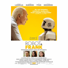 Robot And Frank Movie Poster 24inx36in