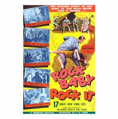 Rock Baby Rock It Movie mini poster 11x17 #01