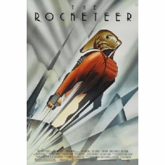 Rocketeer The Mini Poster #01 11inx17in Mini Poster