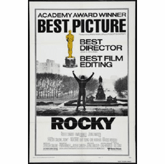Rocky Poster 24inx36in