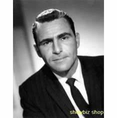 Rod Serling Poster 24inx36in