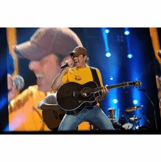Rodney Atkins Singing On Stage Poster 11x17 Mini Poster