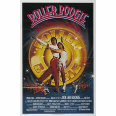 Roller Boogie Movie Poster 11x17 Mini Poster