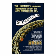 Rollercoaster Movie 8x10 photo Master Print