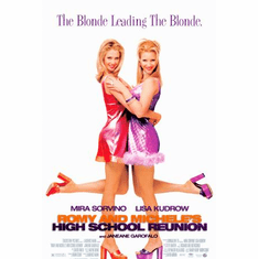 Romy And Michele Movie Poster #01 11x17 Mini Poster