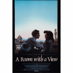 Room With A View Movie Poster 24inx36in
