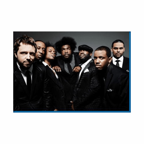 Roots The Group Portrait Poster 24inx36in