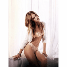 Rosie Huntington Whiteley Poster 24x36 #01