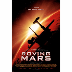 Roving Mars Movie Mini Poster 11x17 #01