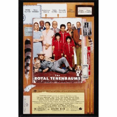 Royal Tenenbaums The Mini Poster #01 11inx17in Mini Poster