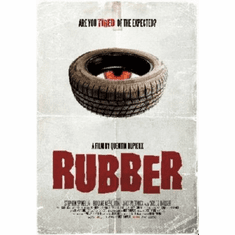 Rubber Poster 24inx36in