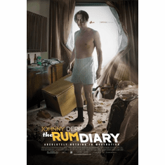 Rum Diary The Movie Poster 24x36