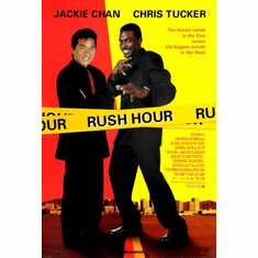 Rush Hour Movie Poster 24inx36in