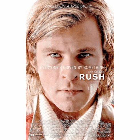 rush Mini Poster 11inx17in poster