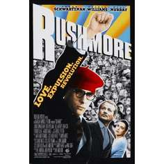 Rushmore 11x17 Mini Poster #01