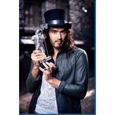 Russell Brand Vma Moon Man Poster 24inx36in