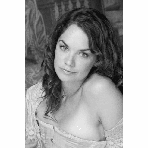 """Ruth Wilson Black and White Poster 24""""x36"""""""