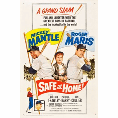 Safe At Home Movie mini poster 11x17 #01
