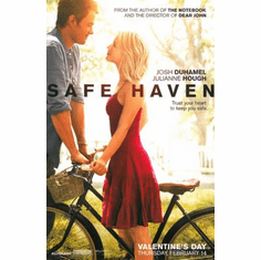 safe haven Mini Poster 11inx17in poster