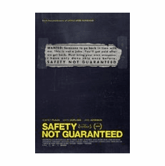 Safety Not Guaranteed Movie Mini poster 11inx17in