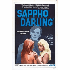 Sappho Darling Movie Poster 11x17 Mini Poster