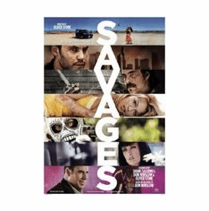 Savages Movie Mini poster 11inx17in